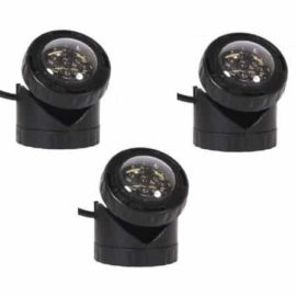 LED spot 1,6 W varmvita dioder 3-pack