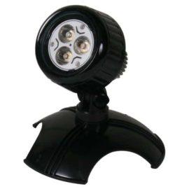 LED spot 3 W varmvita dioder
