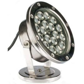 LED spotlight 18 dioder