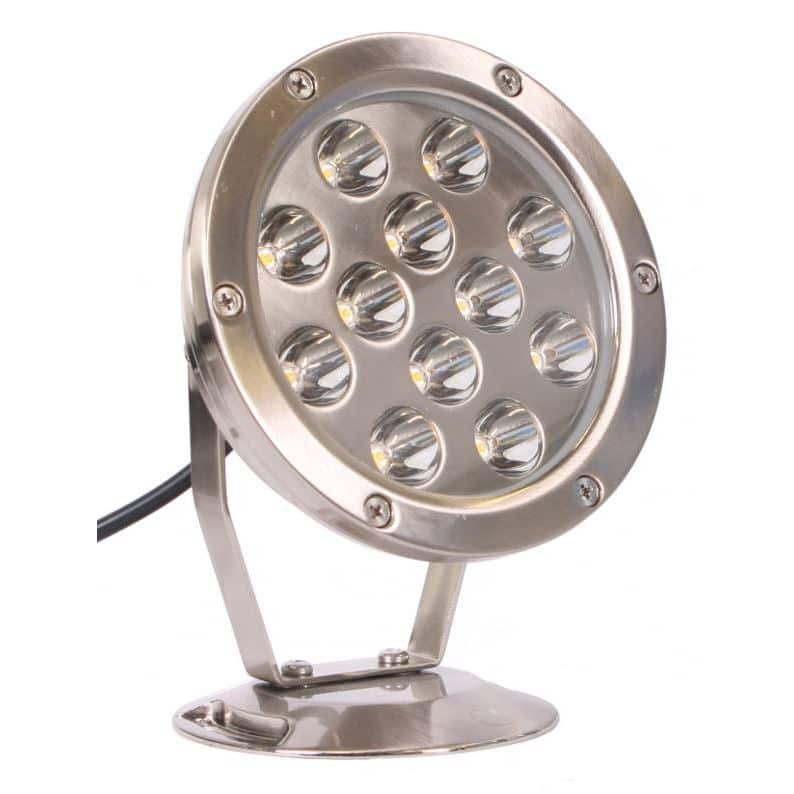 LED spotlight 12 dioder