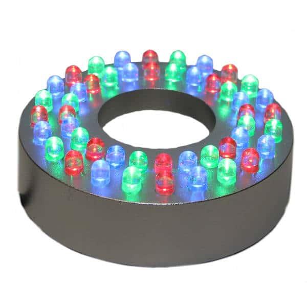 LED ring 48 dioder, RGB
