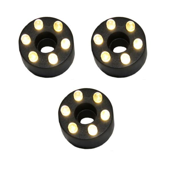 LED-ring, 3-pack