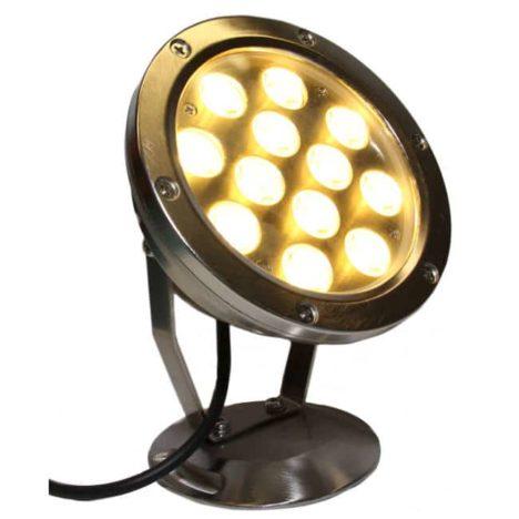 LED spotlight 12 dioder