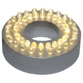 LED-ring 48 dioder vita