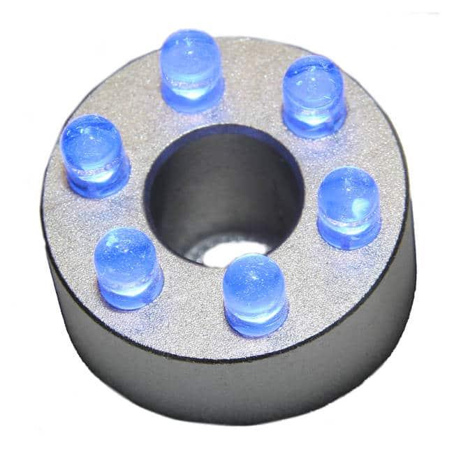 LED-ring, blå dioder
