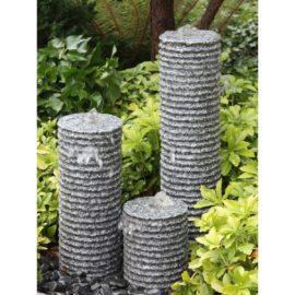 Oxalis vattenstenset om 3 stenar