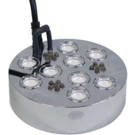 Rökmaskin 9 utblås och LED belysning