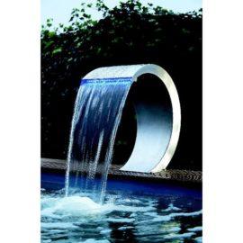 Vattenfall Mamba med LED belysning