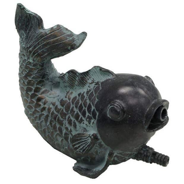 Fisk 15 cm vattensprutande