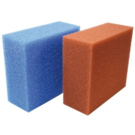 Filtersvamp blå till BioSmart 5000-16000