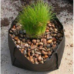 Planteringspåse klar för dammen!