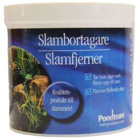 Slamborttagare