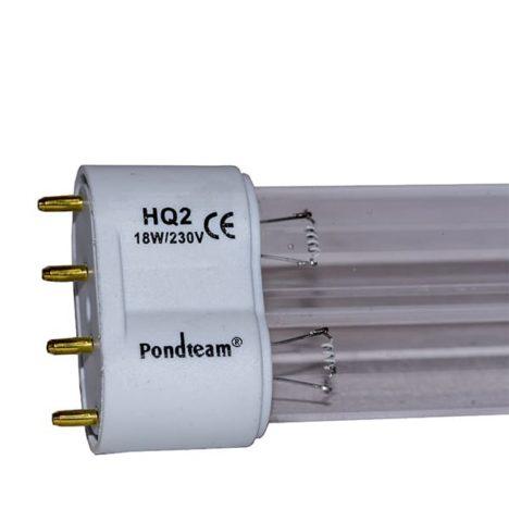 UVC-lampa Pondteam HQ2 PL-L