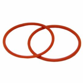 O-ringar kvartsglas Bioclear