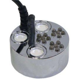 Rökmaskin 3 utblås och LED belysning
