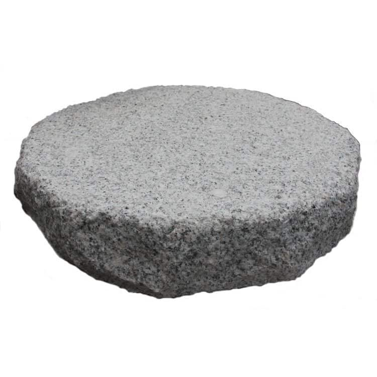 Trampsten, grå