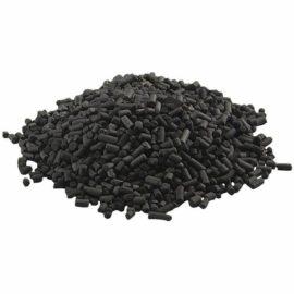 Carbon filtermaterial till akvarium