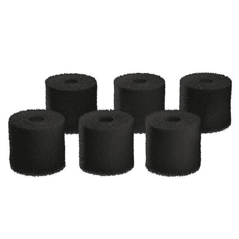 Svampar till förfilter BioMaster, svart