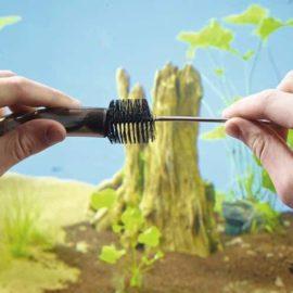 Spiralborste för 9-25 mm slang