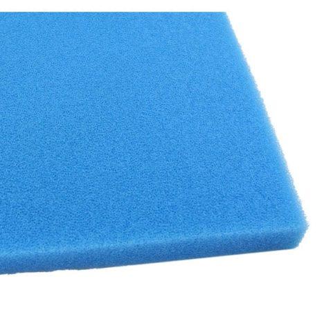 Filtermatta blå, finmaskig