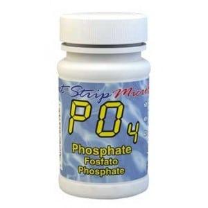 Testremsor fosfat