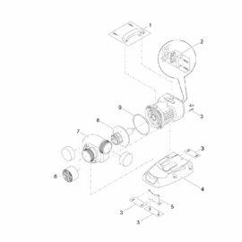 Rotor AquaMax Eco titanium 50000