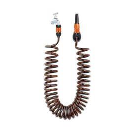 Spiralslang 10 m + sprayhandtag