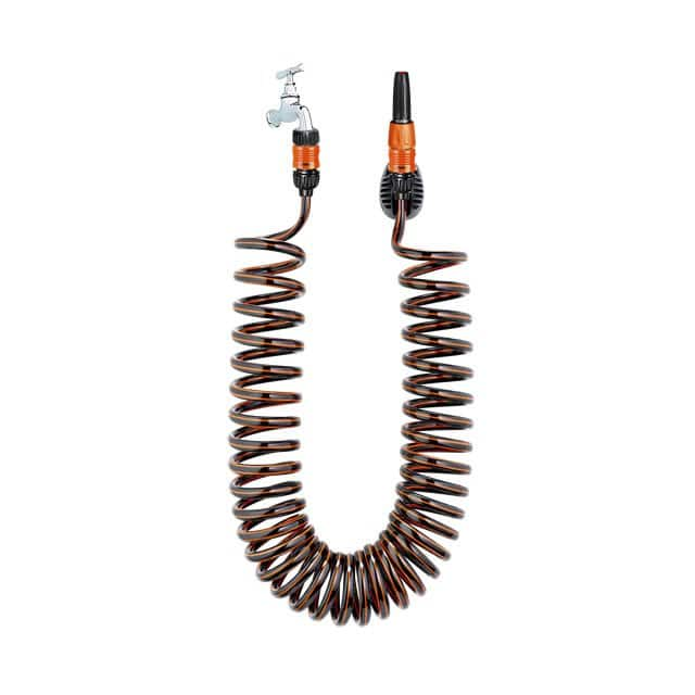 Spiralslang 10 m med sprayhandtag Claber