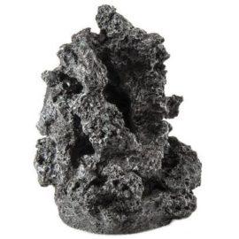 Svart mineralsten