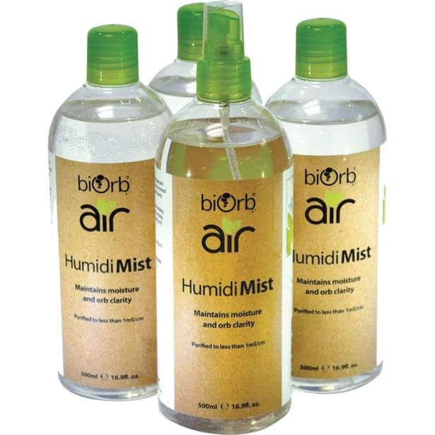 HumidMist 500 ml, 4-pack