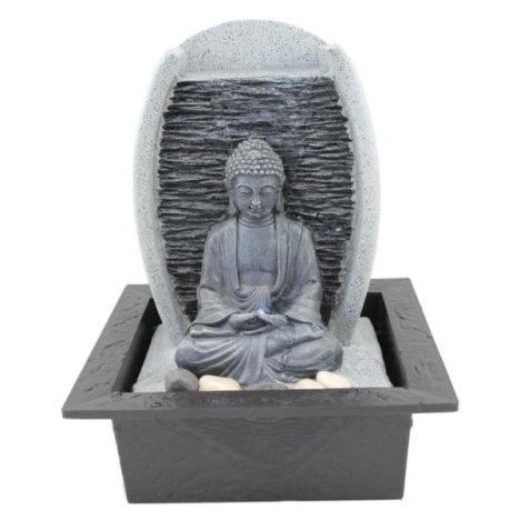 Inomhusfontän, Buddah