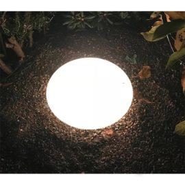 Ljusglob oval