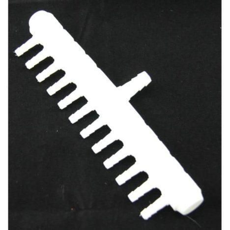 Luftfördelare 12 utgångar 4 mm