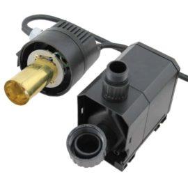 Pump och elenhet till ClearEco 5000