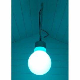 Glödlampa, hängande