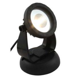 LED spot 6 W varmvita dioder