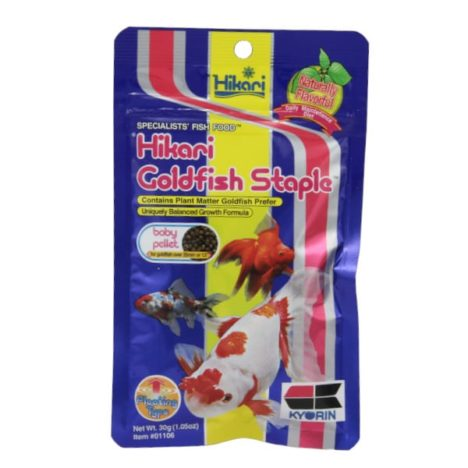 Hikari Goldfish Staple
