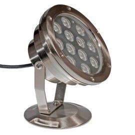 LED spot 12 W varmvita dioder