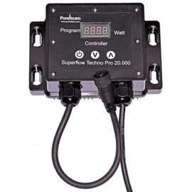 Kontrollbox Superflow Techno Pro 10000 V2