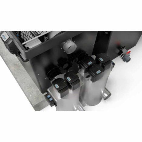 ProfiClear Premium XL trumfilter, pumpmatat