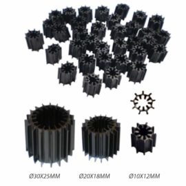 Sjunkande bioringar ∅ 10 mm, 100 liter