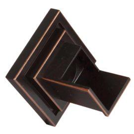 Wall Spout Rhombus, koppar